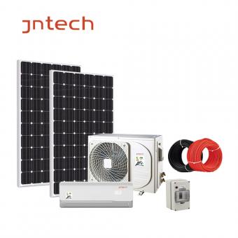 Solar Air Conditioner-Solar & AC hybrid type